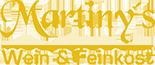 Martiny's Logo